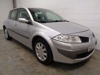 RENAULT MEGANE , 2007/57 REG , LOW MILES + FULL HISTORY , YEARS MOT , FINANCE AVAILABLE , WARRANTY
