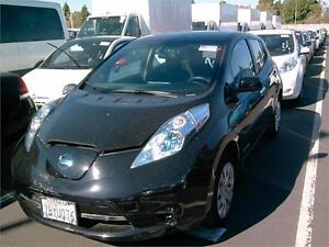 2013 Nissan Leaf S ONLY 14,693 MILES!
