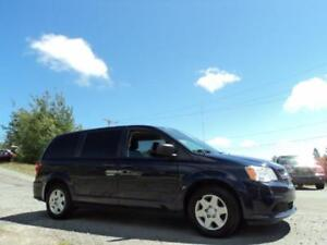 125$ BI WEEKLY OAC! 2013 Dodge Grand Caravan FOR SALE! WARRANTY