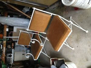 VINTAGE WROUGHT ION CHAIRS Kawartha Lakes Peterborough Area image 1