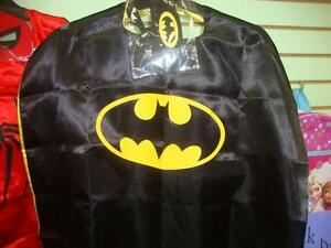 Super hero capes/mask. Brand New, Great stocking stuffer!