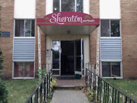 Sheraton apartment......Available Immed. Nait, McEwan University