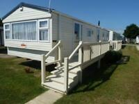 Mint 3 Bed Static Caravan For Sale- Decking Included**Sited on Great Park**