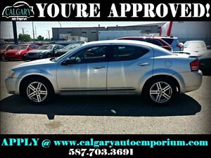 2008 Dodge Avenger SXT Drive Away Today!!!