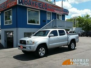 2008 Toyota Tacoma TRD Sport Double Cab 4x4 **6 Speed Manual**