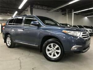 TOYOTA HIGHLANDER AWD 2012 / CAMERA / MAGS / 125500KM!