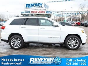 2015 Jeep Grand Cherokee Summit 5.7L V8 - Excellent Condition!