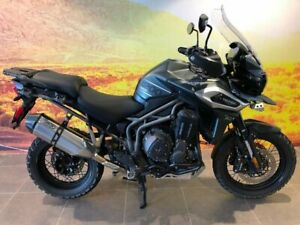2019 Triumph Tiger 1200 XCA Road Bike 1215cc Tempe Marrickville Area Preview