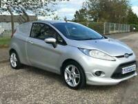 2012 Ford Fiesta 1.6 SPORT TDCI 1d 95 BHP CAR DERIVED VAN Diesel Manual