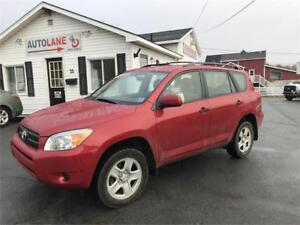 2007 Toyota RAV4 Only 155000kms!! Winter Tires LOVELY SHAPE