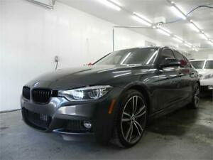 2016 BMW 3 Series 328i xDrive, Sport Line, GPS, M Package
