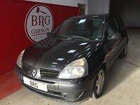 Renault Clio CAMPUS SPORT DCI (black) 2006