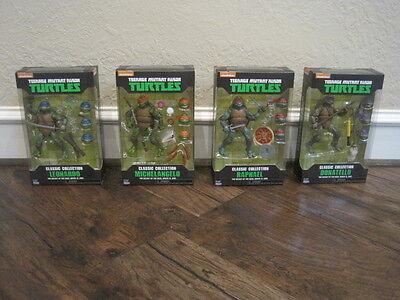 Teenage Mutant Ninja Turtles TMNT  Classic Collection Walmart Exclusive 6