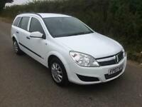 2007 07 VAUXHALL ASTRA LIFE A/C CDTI DIESEL