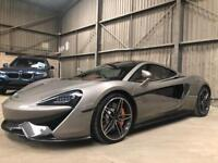 2017 McLaren 570GT 3.8 COUPE Automatic Petrol Coupe