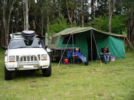 Cavalier Off Road Camper Trailer - Priced to sell this weekend