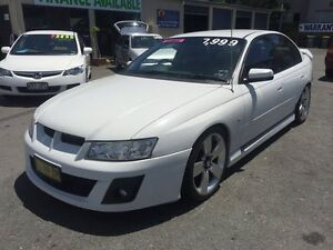 2006 Holden Commodore BODY KIT, WING AND WHEELS, LOOKS FANTASTIC. White Automatic Sedan Biggera Waters Gold Coast City Preview