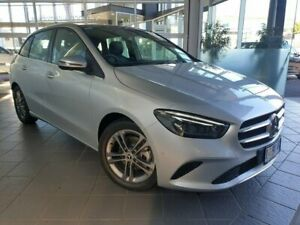 2019 Mercedes-Benz B-Class W247 800MY B180 DCT Silver 7 Speed Sports Automatic Dual Clutch Hatchback North Hobart Hobart City Preview