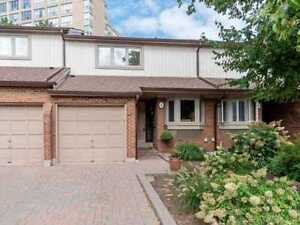 Rarely Offered 2 Storey 3 Bedroom Located In Walden Spinney