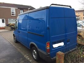 Ford transit Van - *****54000 miles***** Excellent condition