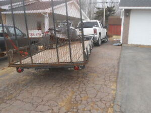 HD UTILITY TRAILER-reduced reduced
