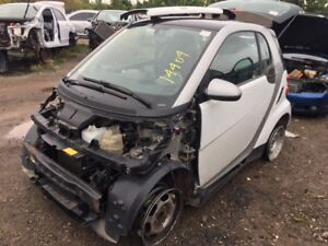 2008 Smart Car just in for parts at Pic N Save!