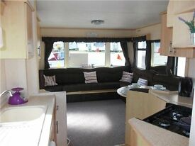 CHEAP STATIC CARAVAN NR SCARBOROUGH - 12 MONTH PARK - PAYMENT OPTIONS AVAILABLE! - BEACH ACCESS!