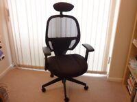 New Influx Amaze Synchronous HR Mesh Chair