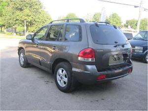 2005 Hyundai Santa Fe GL| MUST SEE| NO RUST |ONE OWNER Kitchener / Waterloo Kitchener Area image 4