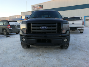2013 Ford F-150 FX4 Eco LEATHER/NAV/CAMERA/SUNROOF