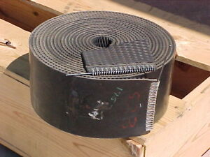 Looking for used/wore out baler belts