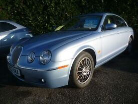 JAGUAR S-TYPE 2.7 XS D 4d 206 BHP automatic Immaculate car only (blue) 2007