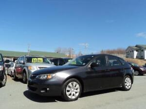 GREAT DEAL!!! 2008 Subaru Impreza 2.5i ONLY 107000 KM!!!