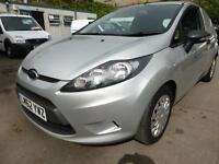 2012 FORD FIESTA ECONETIC II 1.6 TDCI VAN ONLY 34000 MILES WITH AIR CONDITIONING