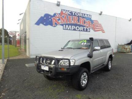 2005 Nissan Patrol GU S7 Traralgon East Latrobe Valley Preview