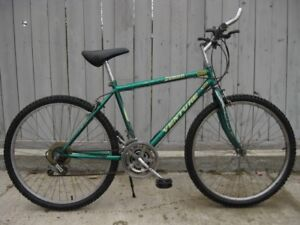 """Men's and Ladies' 24/26"""" wheel mtb's, $40 and up"""