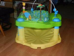 EvenFlo Exersaucer - Like New Condition - $50.00