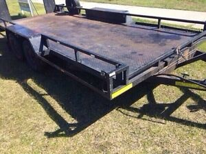**FOR HIRE** CAR TRAILER FOR HIRE STARTING @ $50 Gosnells Gosnells Area Preview