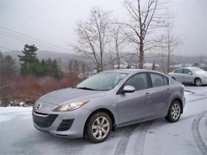 79$ BI WEEKLY OAC! SUPER DEAL !2010 Mazda Mazda3 GS- 92000KM ONL