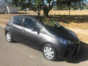 2015 Toyota Yaris Ascent Hermit Park Townsville City Preview