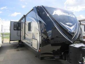 2015 34 FT DUTCHMEN RV AEROLITE 302RESL TRAVEL TRAILER
