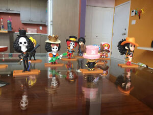 ONE PIECE ACTION COLLECTIBLE FIGURES BRAND NEW IMPORTED Gatineau Ottawa / Gatineau Area image 4