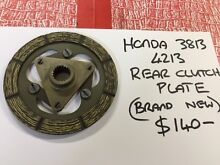 honda ride on mower   3813 / 4213   rear clutch plate Logan Reserve Logan Area Preview