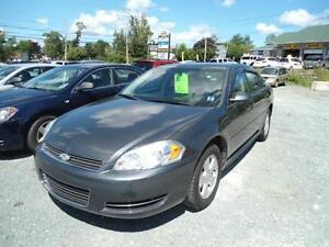 REDUCED!!!2010IMPALA LT 4 DR AUTO LOADED NEW INSPECTION!