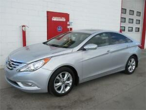 2011 Hyundai Sonata Limited ~ 73,000km ~ Sunroof ~  $10,888