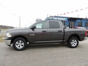 2015 Ram 1500 Crew ST 4x4  Windsor Only Full Line Chrysler Deale