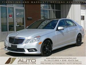 2010 Mercedes-Benz E550 4MATIC