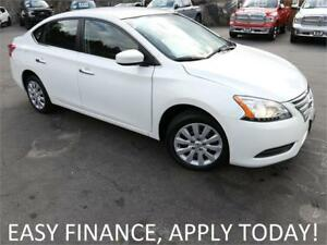 2015 Nissan Sentra S CRUISE! BLUETOOTH! POWER OPTIONS! A/C!