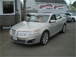2009 Lincoln MKS MXS