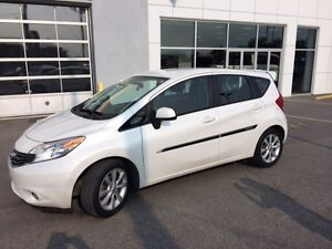 2014 Nissan Versa Note SL Berline